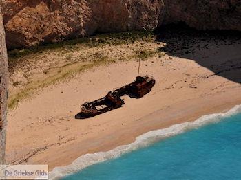 Scheepswrak Zakynthos   Shipwreck Zakynthos   De Griekse Gids   nr 10 - Foto van De Griekse Gids