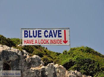 Blue Caves - Blauwe grotten   Zakynthos   De Griekse Gids 3 - Foto van De Griekse Gids